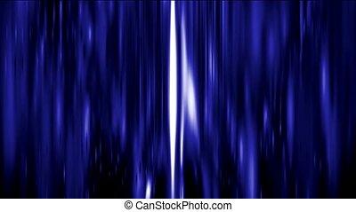 bleu, coups, lumière, résumé