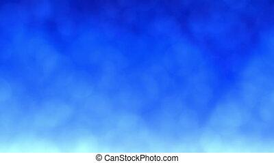 bleu, doux, fond