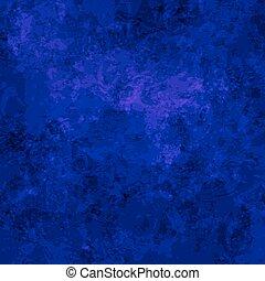 bleu, résumé, color., fond, ton, design.