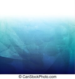 bleu, retro, fond