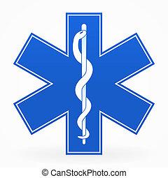 bleu, signe médical
