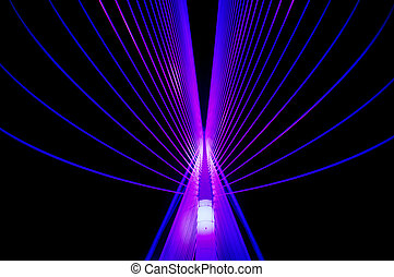 bleu, symétrique, résumé