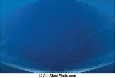bleu, texture