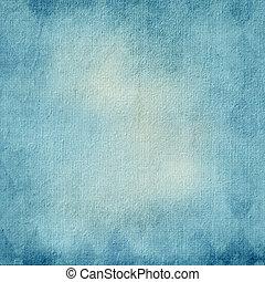 bleu, textured, fond
