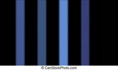bleu, vertical, rectangle, fond