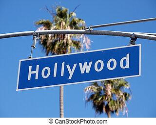 blvd, signe hollywood