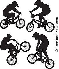 bmx cyclisme