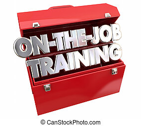 boîte outils, métier, apprenti, apprentissage, formation, carrière, outils