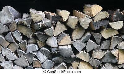bois brûler