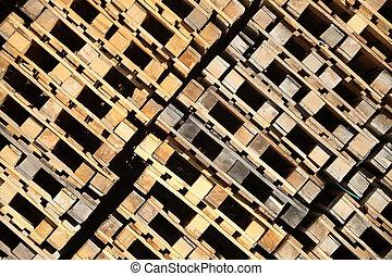 bois, dépôt bois