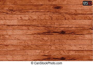bois, fond, planche, vecteur