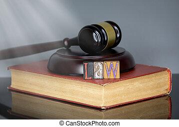 bois, mot, droit & loi, lettres, coloré
