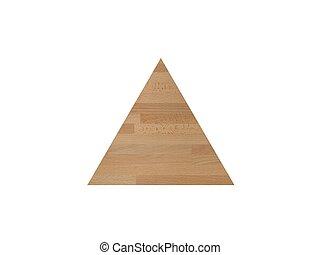 bois, triangle