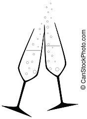 boisson, célébration