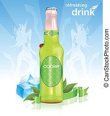 boisson, rafraîchissant