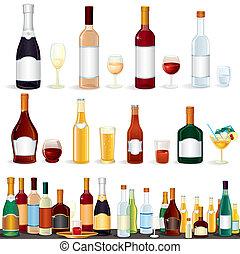 boissons, variété
