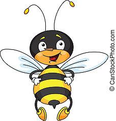 bon, abeille