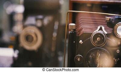 bon appareil-photo, retro, appareil-photo.