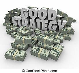 bon, financier, argent, conseil, stratégie, plan, gagner, plus
