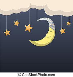 bon, nuit