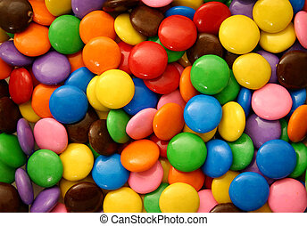 bonbons, 2, chocolat