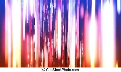 boucle, fond, coloré, raies, vertical
