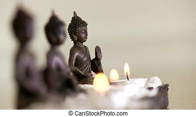 bouddha, figures