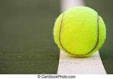 boule tennis