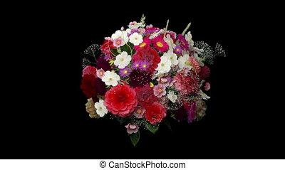 bouquet, cassé