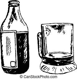 bouteille bière