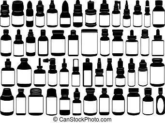 bouteille médicament