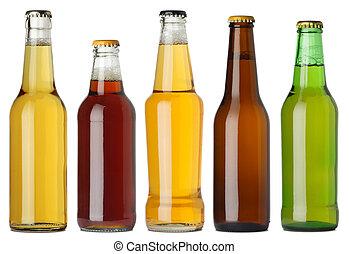 bouteilles bière, vide