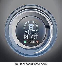 bouton, autopilot