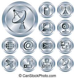 boutons, communication