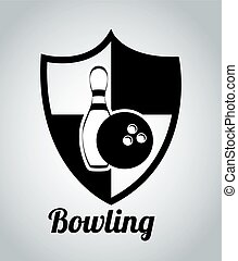 bowling, conception