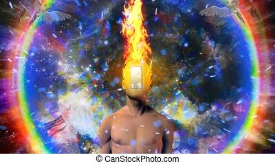 brûlé, esprit