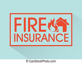 brûler, assurance