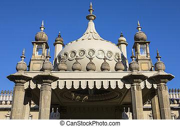 brighton, royal, pavillon