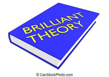 brillant, concept, théorie