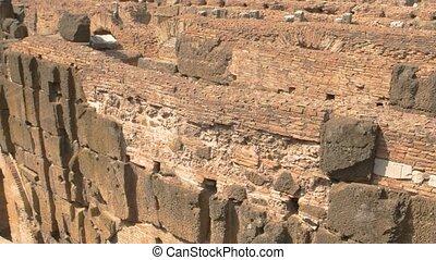 brique, ancien, walls.