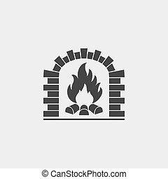 brique, four