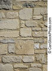 brique, wall.