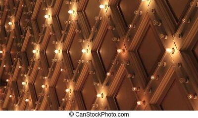 broadway, chapiteau, lumières théâtre