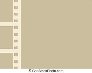 brun, film appareil-photo, fond