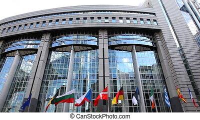 bruxelles, parlement, européen