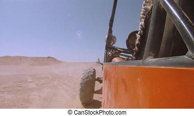 buggy, désert