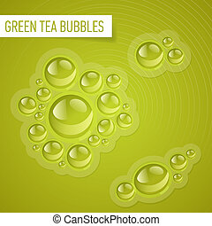 bulles, boisson