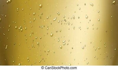 bulles, champagne