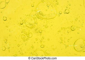 bulles, shampoing