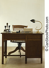 bureau, ancien
